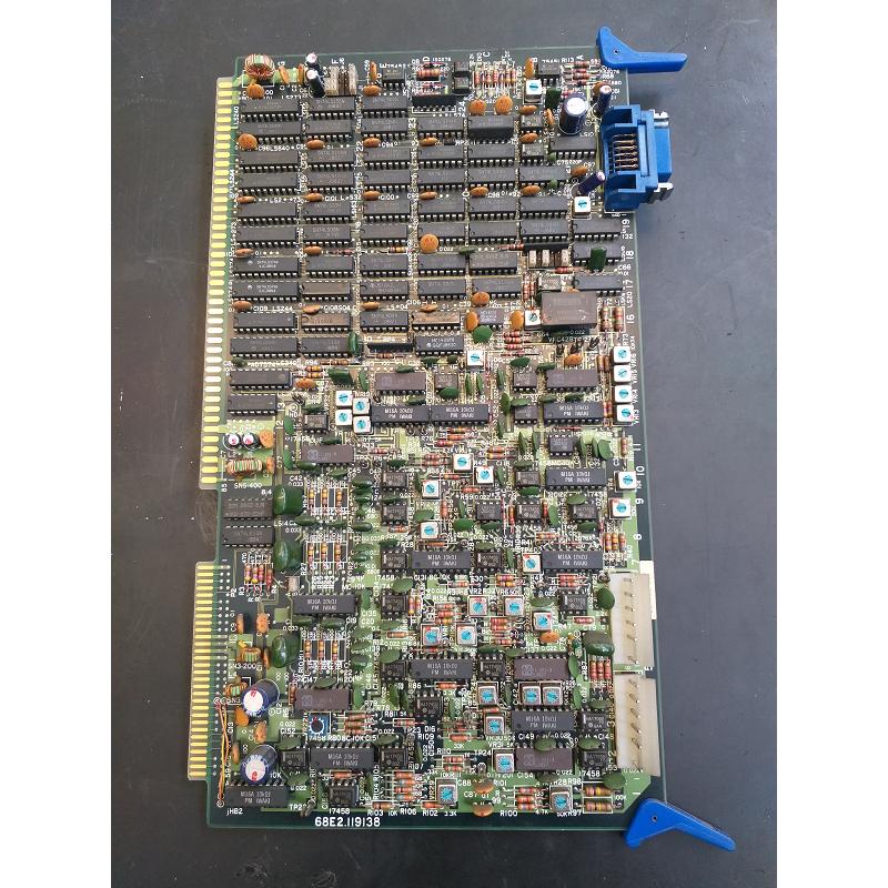 HITACHI CIRCUIT BOARD 68E2.119138
