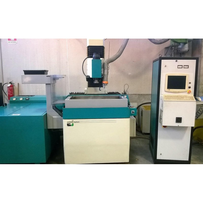 EWTECH AE 800 CNC