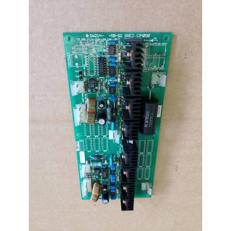 Hitachi Seiki DW214-RO-SG 68E2124050